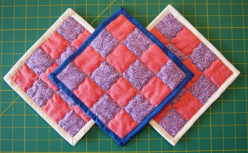 Two Types of Quilt Binding