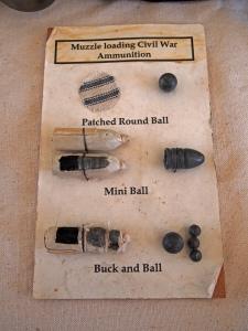 Ammunition types