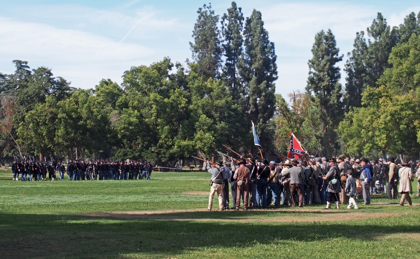 27th Annual Civil War Revisited Event in Fresno, CA