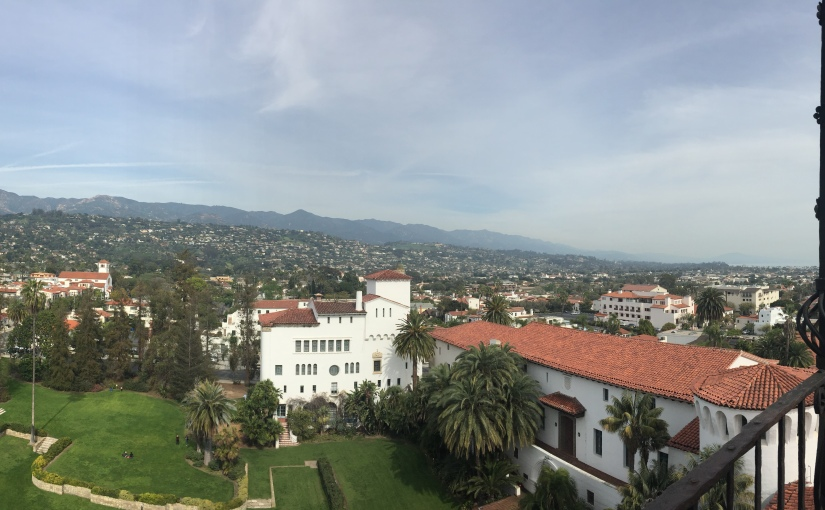 How I Spent a Day in Santa Barbara