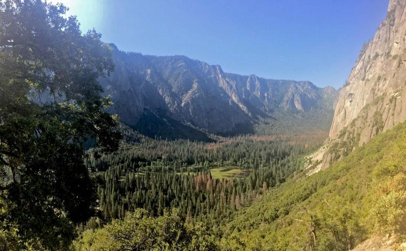 Yosemite Falls Had UsMist-ified!